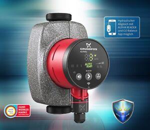 Grundfos Alpha 2 25-60 180mm 99261730 Heizungspumpe Umwälzpumpe Neu & OVP
