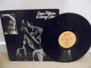 OSCAR PETERSON - HARRY EDISON - SWING - PABLO JAZZ - USA - LP
