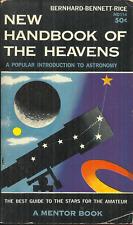 New Handbook Of The Heavens - Stars, Planets, Astronomy - B&W Photos & Drawings