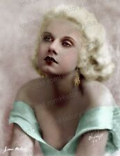 8x10 Print Jean Harlow Beautiful Portrait by Irving Chidnoff #JH2