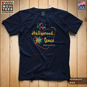 Hollywood Star Lanes T-Shirt Cotton Big Lebowski Inspired Bowling Fan Art S-5XL