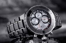 BISSET BSFE10 CHRONOGRAPH KERAMIK 10 ATM SWISS MADE Men's  Watches
