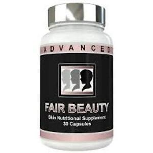 Fair Beauty whitening supplement capsules melasma pigmentation