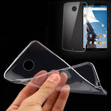 Soft Silicone Clear Case TPU Ultra Thin Slim Transparent Cover For LG G2 G3 G4