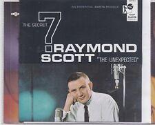 Raymond Scott-The Unexpected cd album