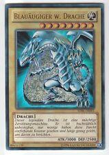 YU-GI-OH Blauäugiger Weißer Drache Ultra Rare SDBE-DE001