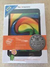 "7.85"" NuVision Tablet - 16GB w/ Intel Quad Core 1.83 GHz ATOM 2015 Edition"