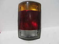 FORD VAN E-150 93 1993 3 BULB TAIL LIGHT DRIVER LEFT LH