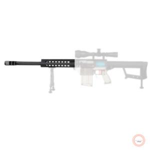 50 Cal Barrett Sniper Barrel Attachment for Nerf Retaliator & Worker Prophecy