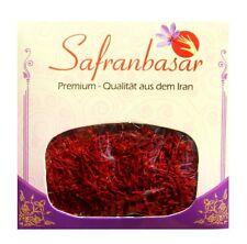 2 x1 g Safran-Fäden 1A Spitzenqualität Saffron azafran Zafferano von Safranbasar