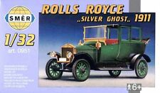 "ROLLS ROYCE ""SILVER GHOST"" 1911 1/32 SMER RARE!"