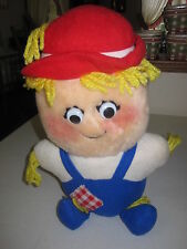 1983 DelMonte Boys & Girls Shoo-Shoo Scarecrow Collection Country Yumkin
