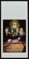 Cartel Dune David Lynch Jose Ferrer Silvana Mangano Sting 1984 L14