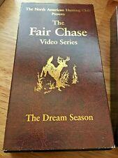 North American Hunting Club The Fair Chase Video Series The Dream Season Vhs