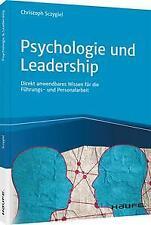 Psychologie und Leadership von Christoph Sczygiel (2021, Taschenbuch)