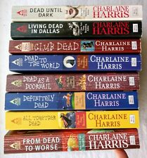 "8PB-Charlaine harris: "" Sookie Stackhouse"""