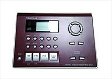 TASCAM CD-GT2 Portable CD Guitar Trainer Player 1/2 Speed Playback Built-in FX