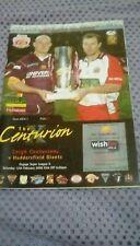 Leigh Centurions v Huddersfield Giants 2005 Programme