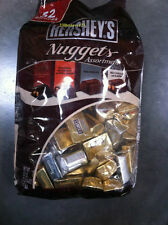 Hersheys Nuggets Assortment 52 Oz Ounces Bulk Bag Dark Chocolate Almonds Candy