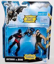 New- Batman: The Dark Knight Batman vs Bane Action Figure Toy