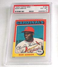 Carte collezionabili baseball originale singoli St. Louis Cardinals
