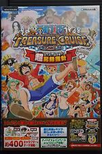 JAPAN One Piece Treasure Cruise iOS.Android-Ban Official Guide Book