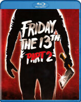FRIDAY THE 13TH (PART 2) (BLU-RAY) (BLU-RAY)