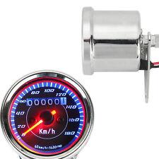LED Backlit Dual Speedometer Fit Kawasaki Vulcan VN 800 900 1500 1600 1700 2000