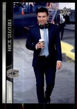 2020-21 UD Series 1 Base Street Clothes Variation #99 Nick Suzuki
