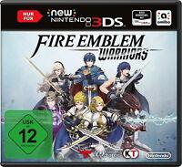 Fire Emblem Warriors (New Nintendo 3DS, 2017) Neu & sealed in Folie New 3DS only