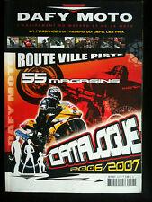 CATALOGUE EQUIPEMENT DAFY MOTO 2006-2007