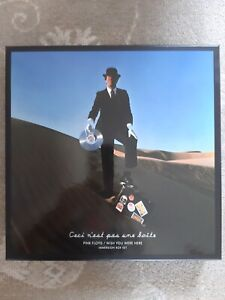Pink Floyd Wish You Were Here Immersion Edition Box Set, NEW UNUSED
