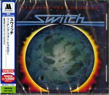 SWITCH-REACHING FOR TOMORROW-JAPAN CD B50