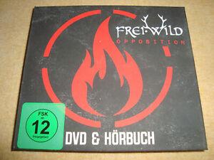 FREIWILD - Opposition  (DVD & Hörbuch CD - Fehlpressung!?)