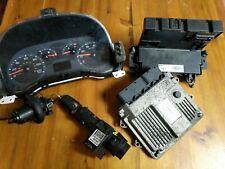 FIAT PANDA 04-12 1.3 JTD Multijet ECU KIT BODY CONTROL MODULE plug&play key