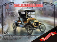 ICM 24025-1:24 Model T 1911 Touring with American Motorists Neu