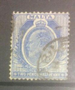 MALTA 1904-1914 MCCA SG53 USED