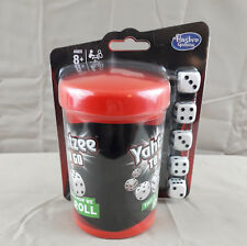 YAHTZEE TO GO Travel Game by Hasbro Gaming - NEW & SEALED Shake and Score