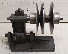 Rockwell 11 Metal Lathe Countershaft Bracket Variable Speed Pulley Drive Parts