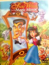 Snow White And The Magic Mirror (DVD, 2002)