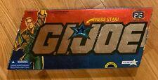 Hasbro 25th Anniversary 2008 G.I. Joe Box Set 5 pack