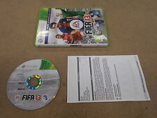 Xbox 360 Pal Game FIFA 13 with Box Instructions