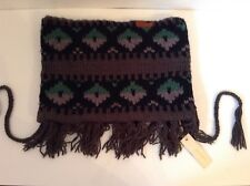BNWT 100% Auth Diesel, Unisex Knitted Chimney Scarf. RARE! RRP £140