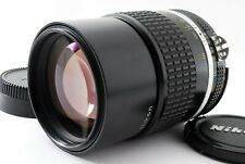 【Ex+++++】 Nikon Nikkor Ai-s 135mm F/2.8 Manual Focus Telephoto Lens From Japan