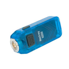 Mecarmy SGN5 Cree XP-G2 S3 LED Personal Attack Alarm FLashlight Torch - Blue