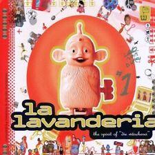 La Lavanderia-The Sound of 'die Wäscherei' (2002) Maxtasy, Bluecat, Sonik.. [CD]
