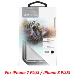 Lifeproof Next Series Case for iPhone 8 Plus & 7 Plus Black Crystal - Retial Box