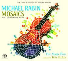 Michael Rabin Mosaics & The Magic Bow