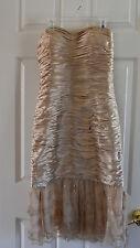 Niteline 100%silk dress size6