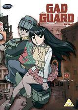 GAD GUARD - VOLUME 1 - DVD - REGION 2 UK